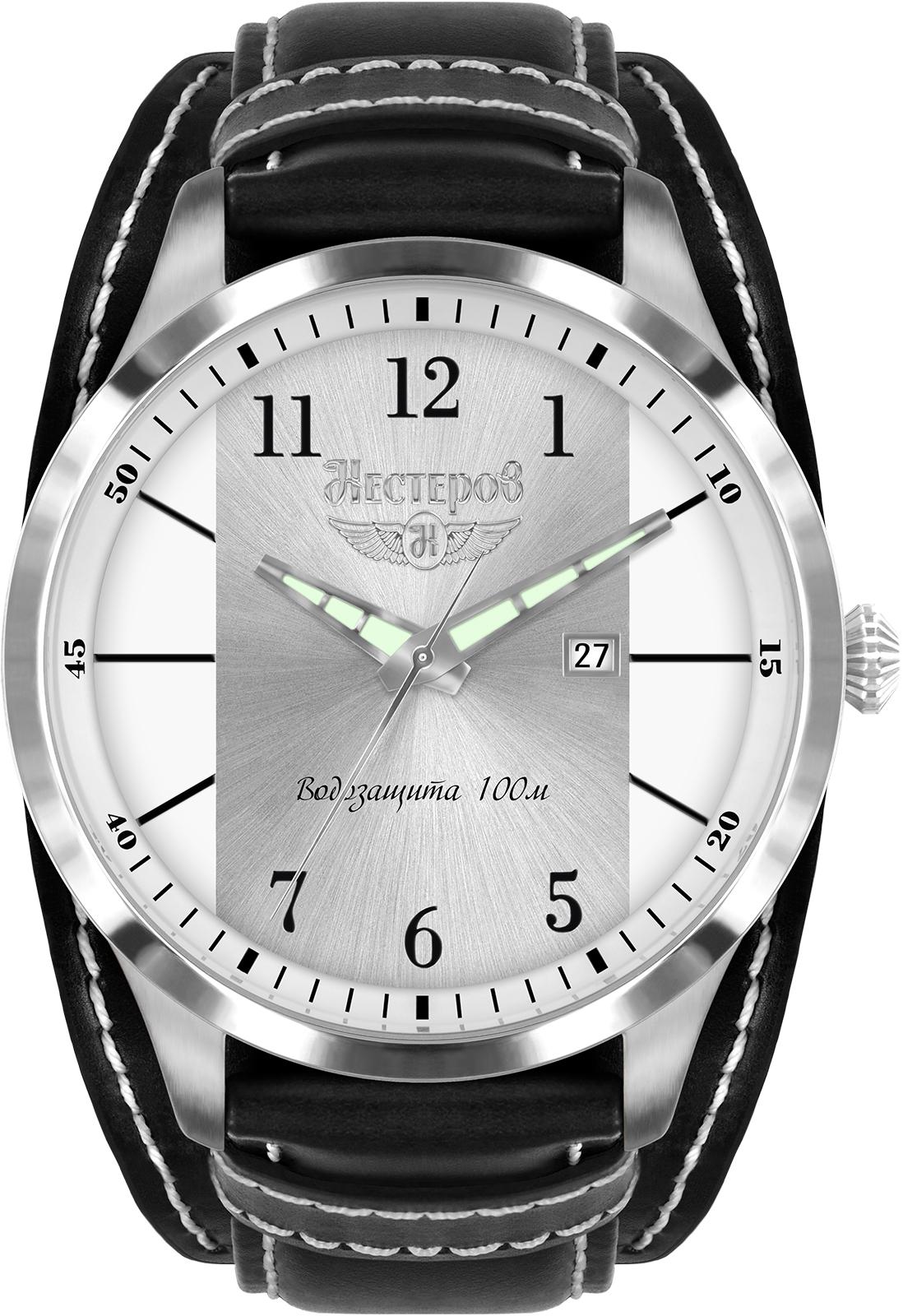 купить Наручные часы Нестеров H0983A02-05A по цене 8990 рублей