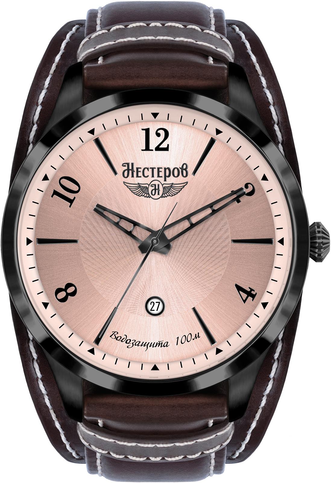 Часы Нестеров H0983A92-14D цена