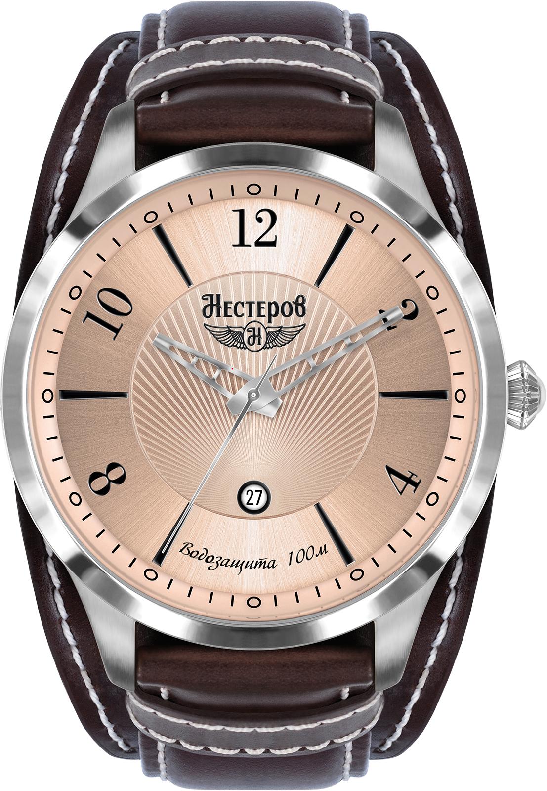 Часы Нестеров H0983B02-14D цена
