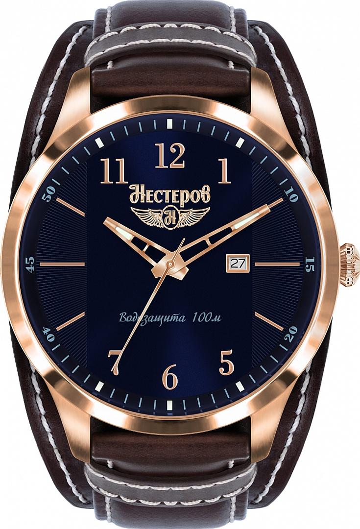 купить Наручные часы Нестеров H0983C52-15B по цене 9760 рублей