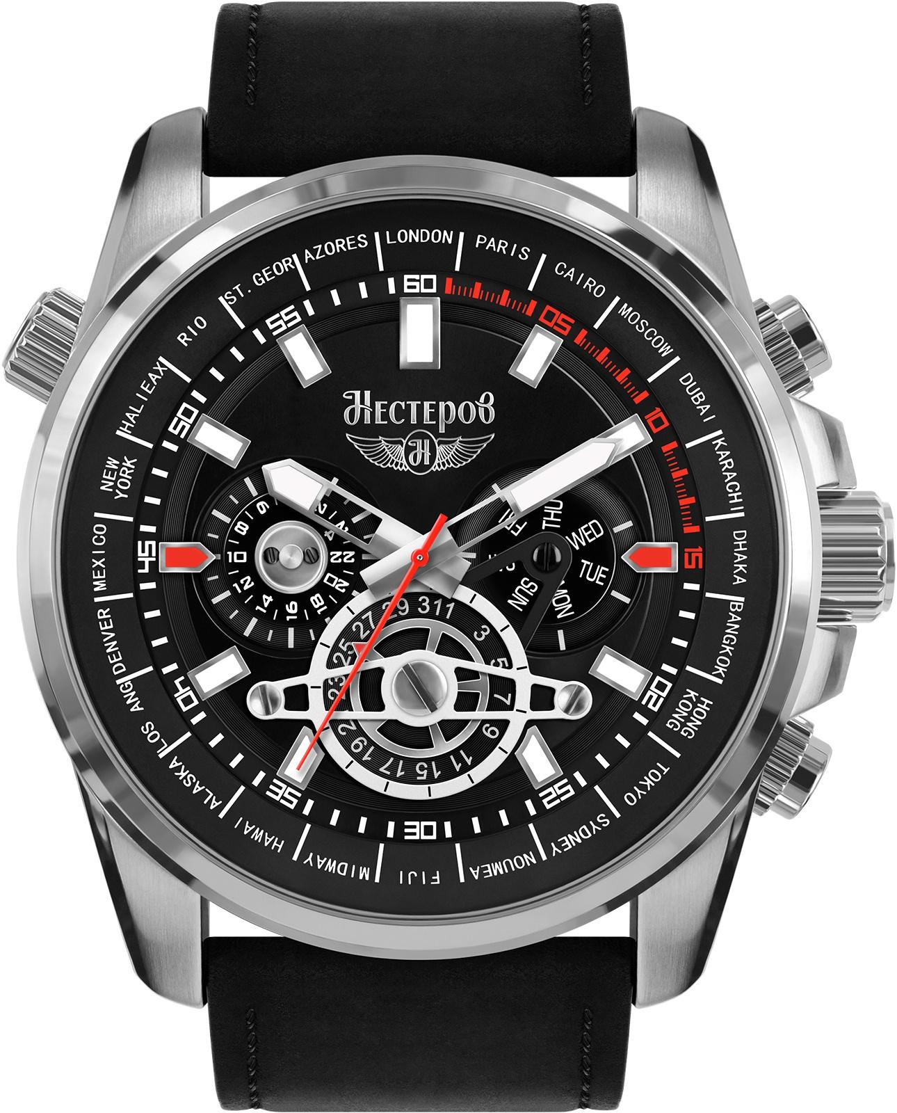 купить Наручные часы Нестеров H2491A02-132E по цене 18900 рублей