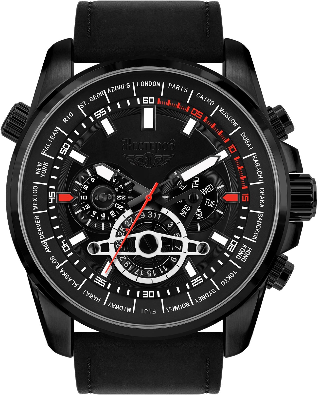 купить Наручные часы Нестеров H2491A32-132E по цене 21100 рублей