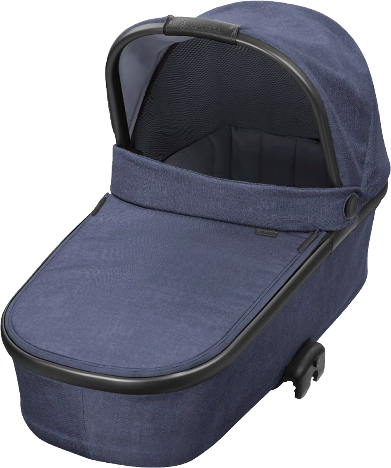 цена Люлька для коляски Bebe Confort 90644 темно-синий в интернет-магазинах