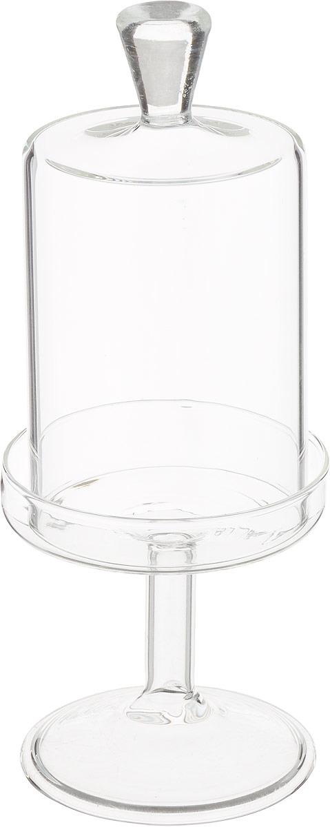 Ваза Lefard, 862-170, прозрачный, 6,5 х 6,5 х 13 см ваза lefard восточный кувшин 114 352 21 5 х 21 х 53 см