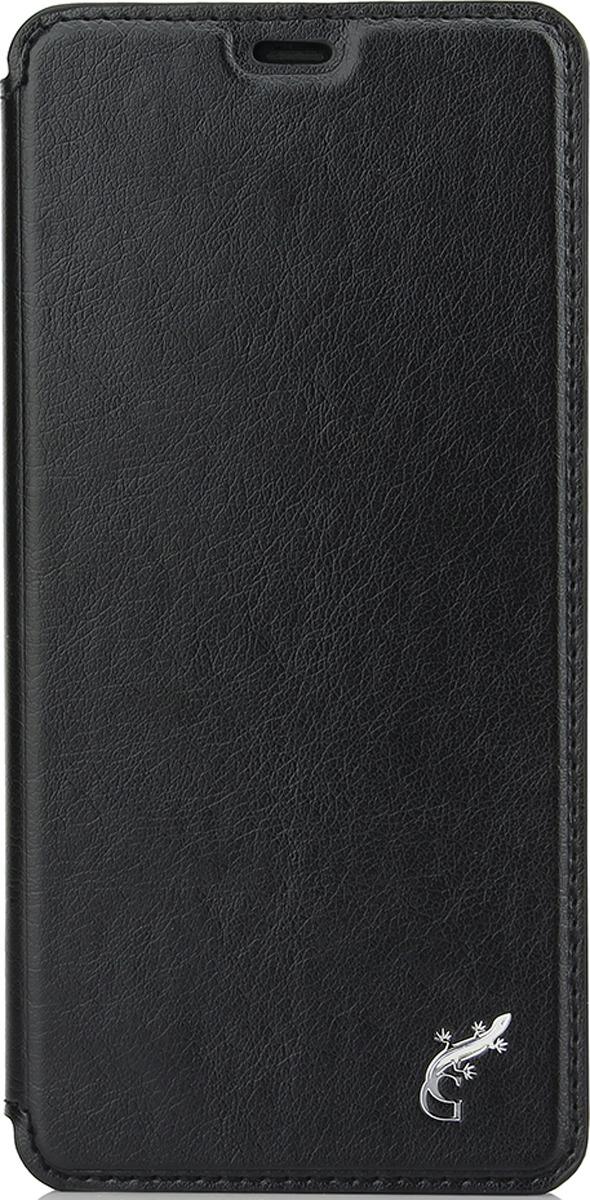 Чехол для сотового телефона G-Case Slim Premium для Samsung Galaxy A9 (2018) SM-A920F/DS, черный смартфон samsung galaxy a9 2018 sm a920f 6 128gb черный