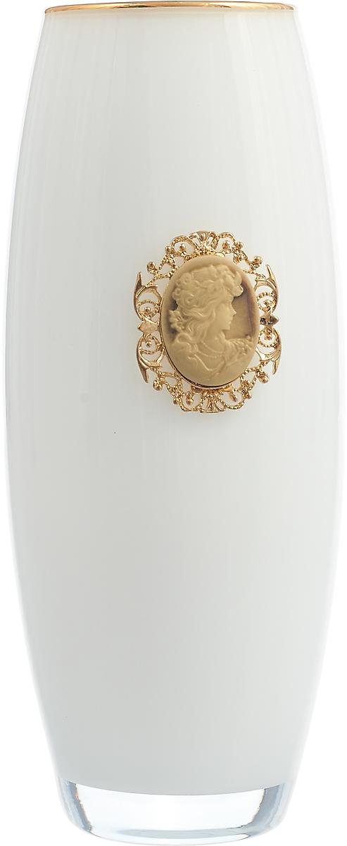 Ваза Lefard, 802-165733, белый, высота 26 см
