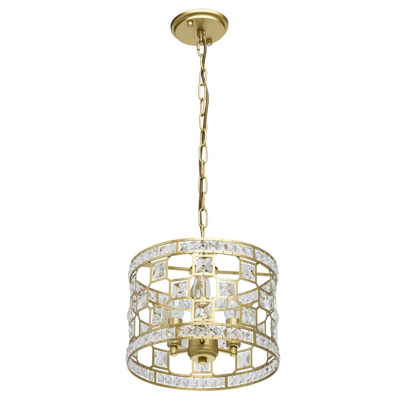 Светильник MW-Light 121011503, золотой