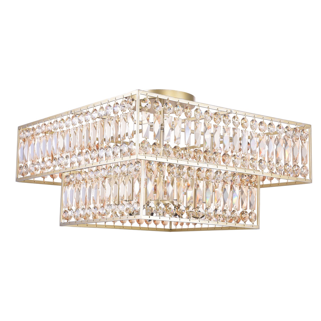 Светильник MW-Light 121012306, золотой