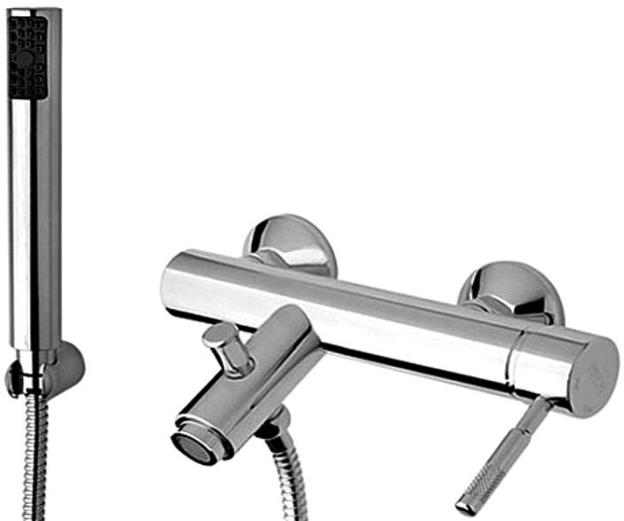 Смеситель Fiore Xenon для ванны с гарнитуром, 44CR5150