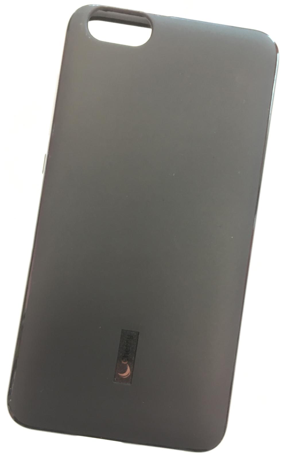 Чехол для сотового телефона Cherry Huawei Honor 4X Накладка резиновая с пленкой на экран, черный аксессуар чехол накладка huawei ascend g620 cherry white 8283