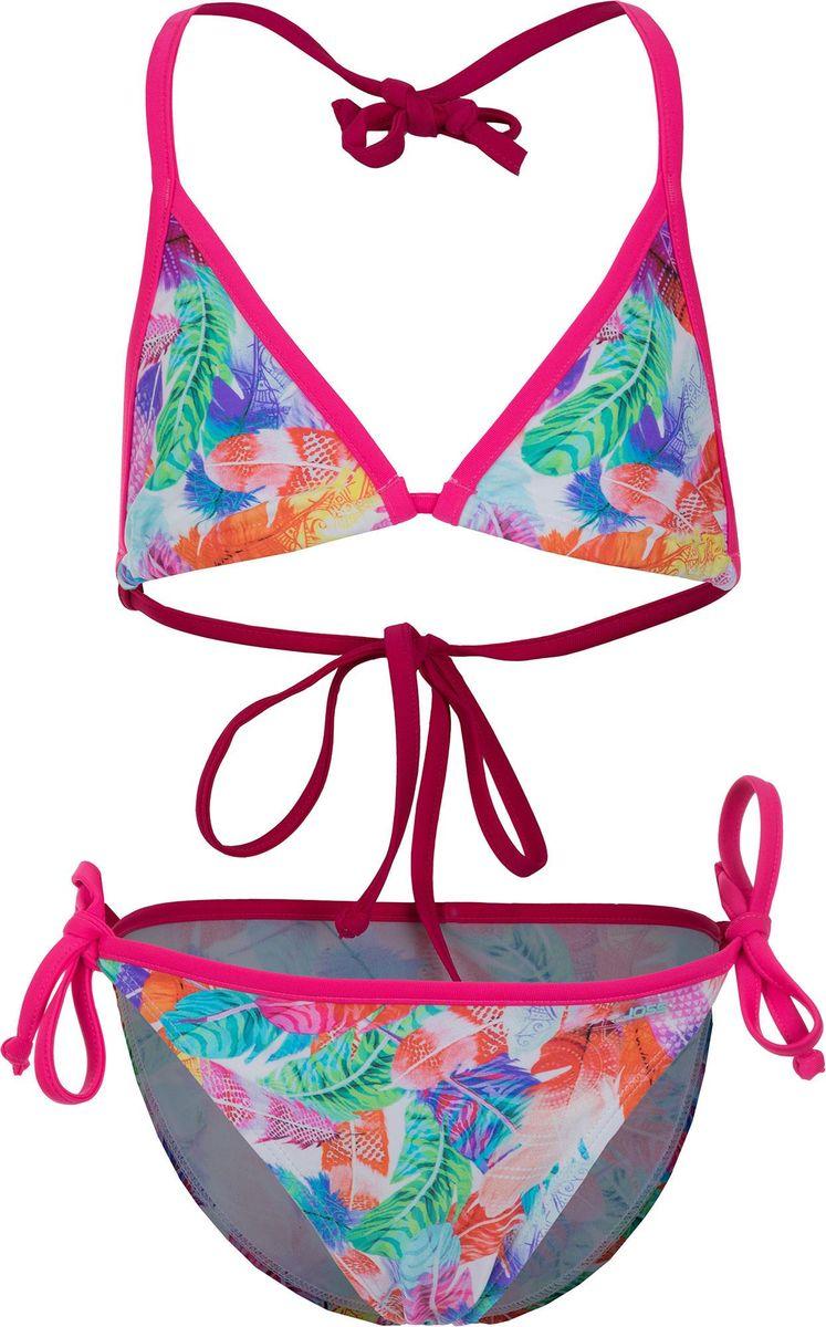 Купальник раздельный Joss Girls' Swimsuit girls floral halter swimsuit
