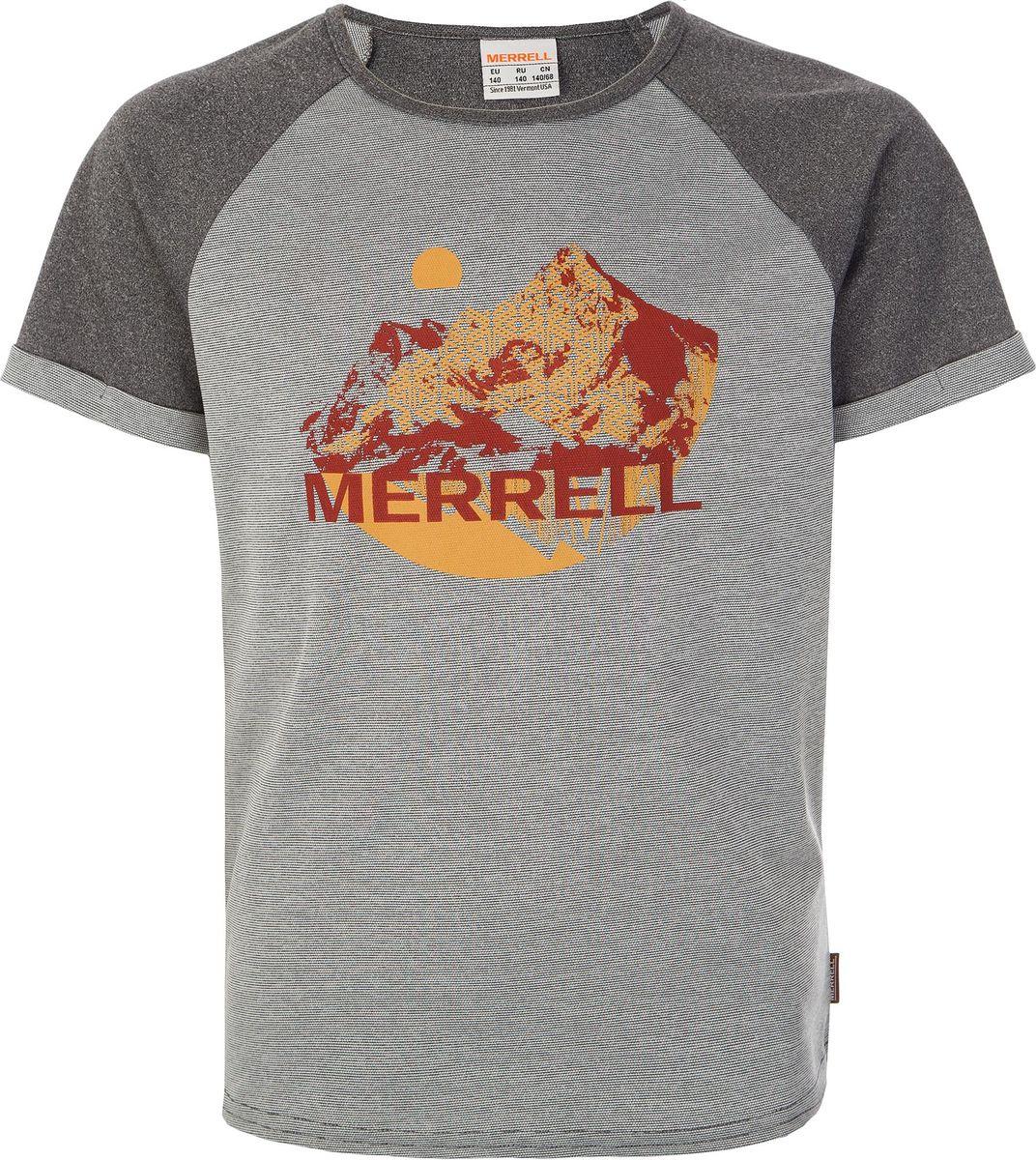 Футболка Merrell Boys training T-shirt