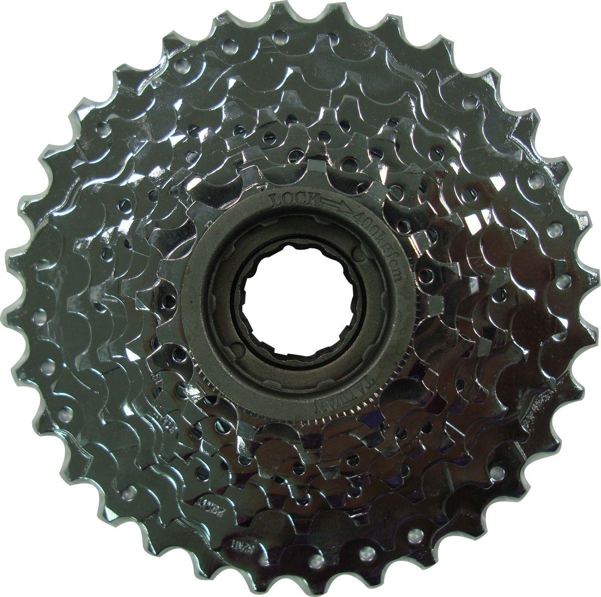 Фото - Трещотка Bike Attitude, FW8332, 8 скоростей, черный шатуны sun race fcm904 8 9 скоростей 42 34 24 под квадрат