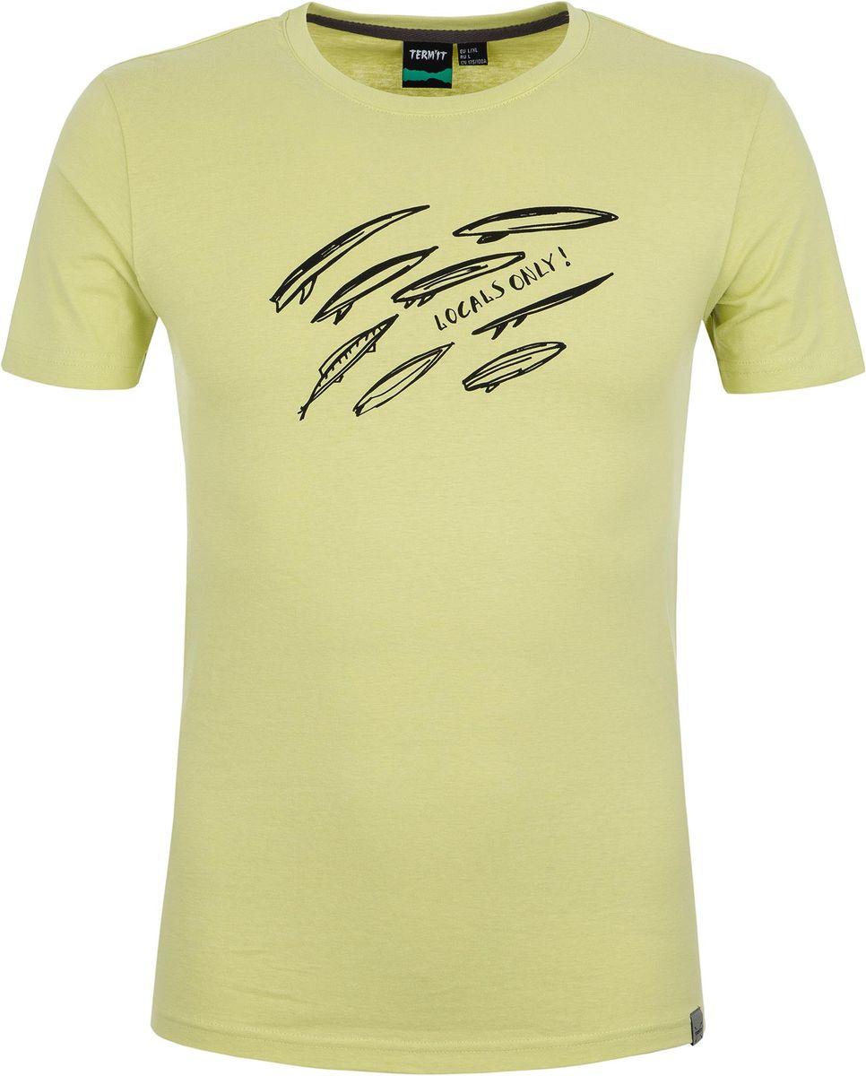 цена на Футболка Termit Men's T-Shirt