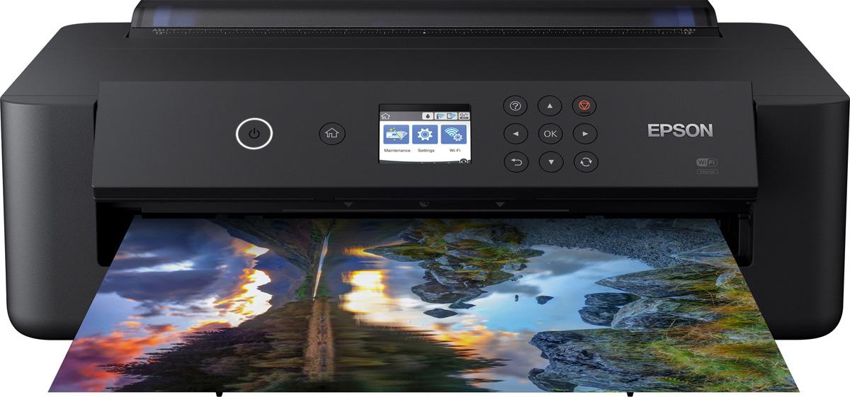 Фото - Принтер Epson Expression Photo HD XP-15000, черный принтер epson l1800 формата а3