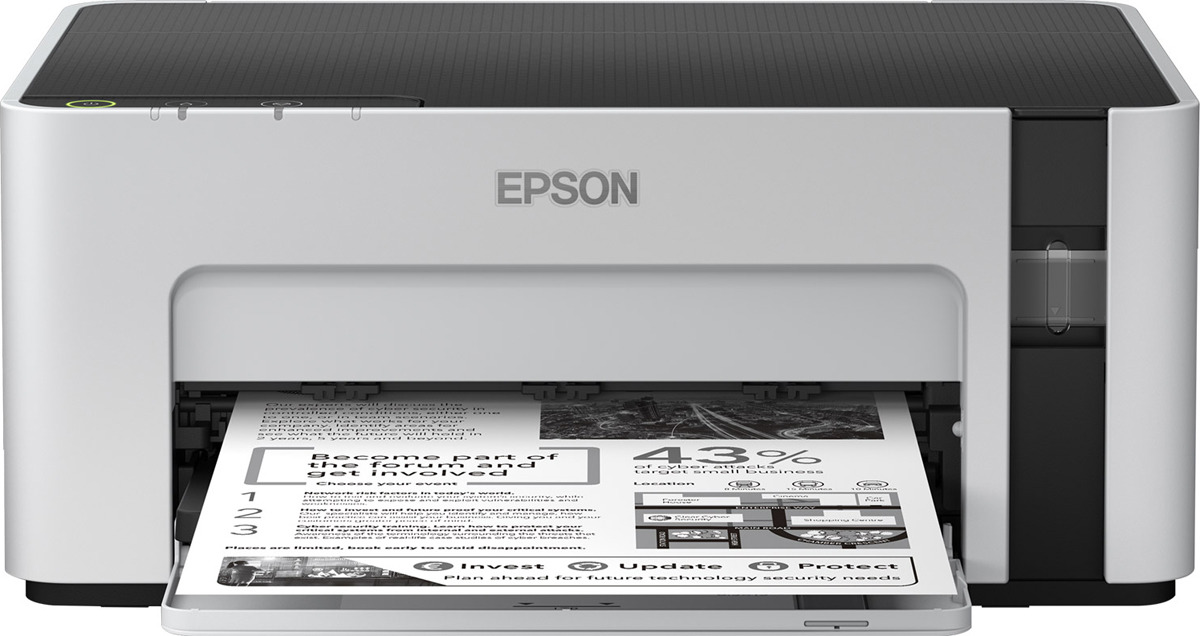 Принтер Epson M1100, темно-серый