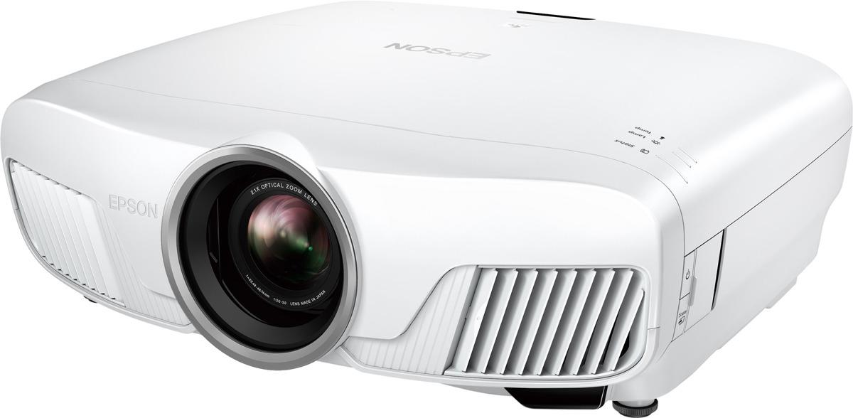 Мультимедийный проектор Epson EH-TW7400, белый