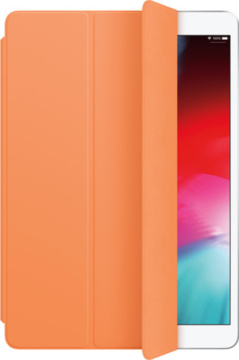 Чехол для планшета Apple Smart Cover для iPad Air 10,5, papaya чехол подставка apple ipad smart cover для apple ipad ipad air ipad air 2 покрытие софт тач белый