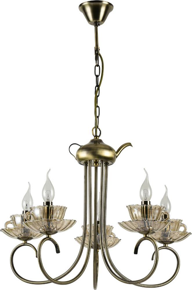 Подвесной светильник Arte Lamp Tet-a-tet, E14, 60 Вт