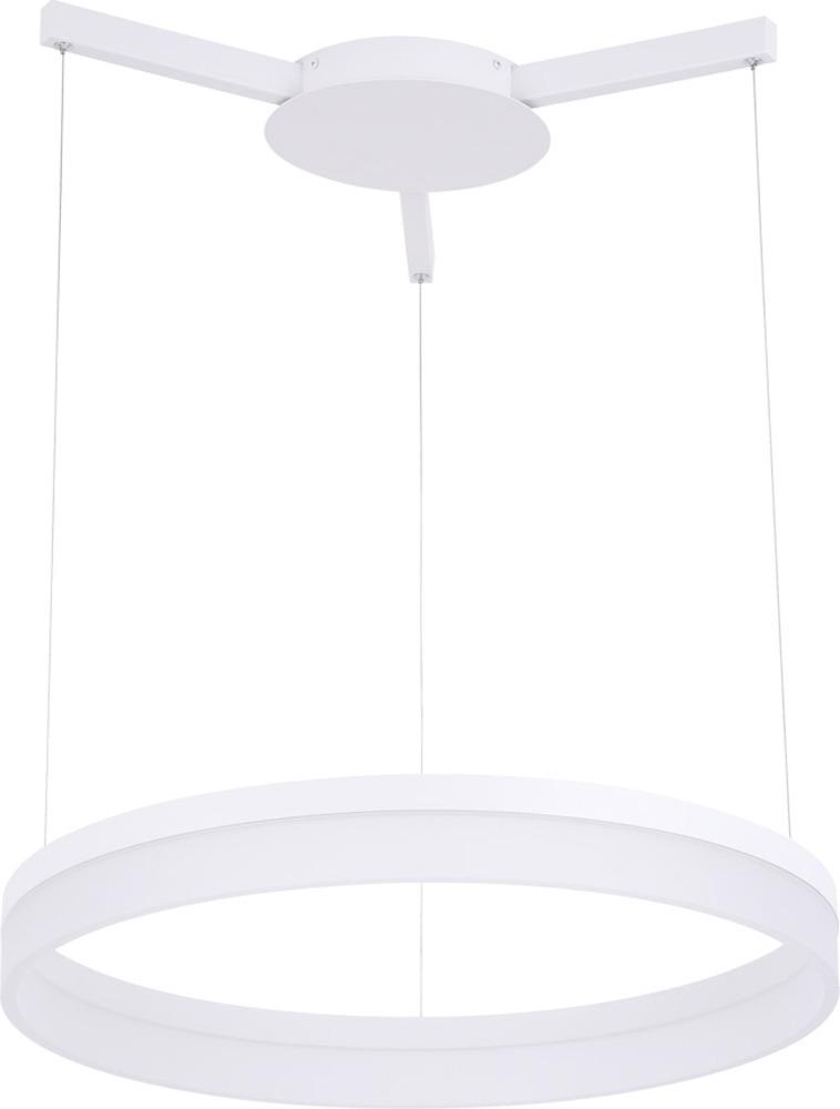 Подвесной светильник Arte Lamp Sorento, A2503SP-1WH, белый