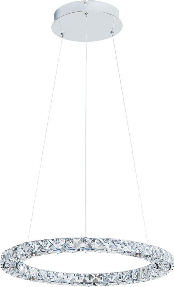 Подвесной светильник Arte Lamp Preziosi, LED, 24 Вт подвесной светильник astral agnes 12 ламп