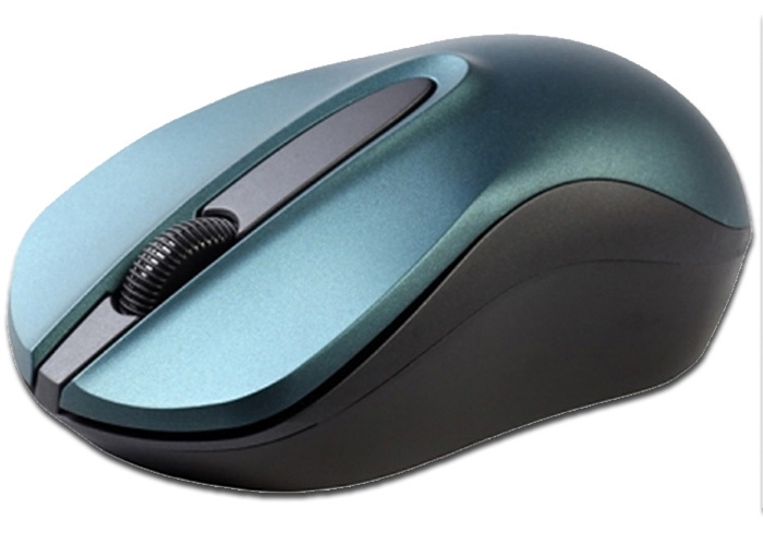 Мышь SmartBuy ONE SBM-329AG-B беспроводная, синий