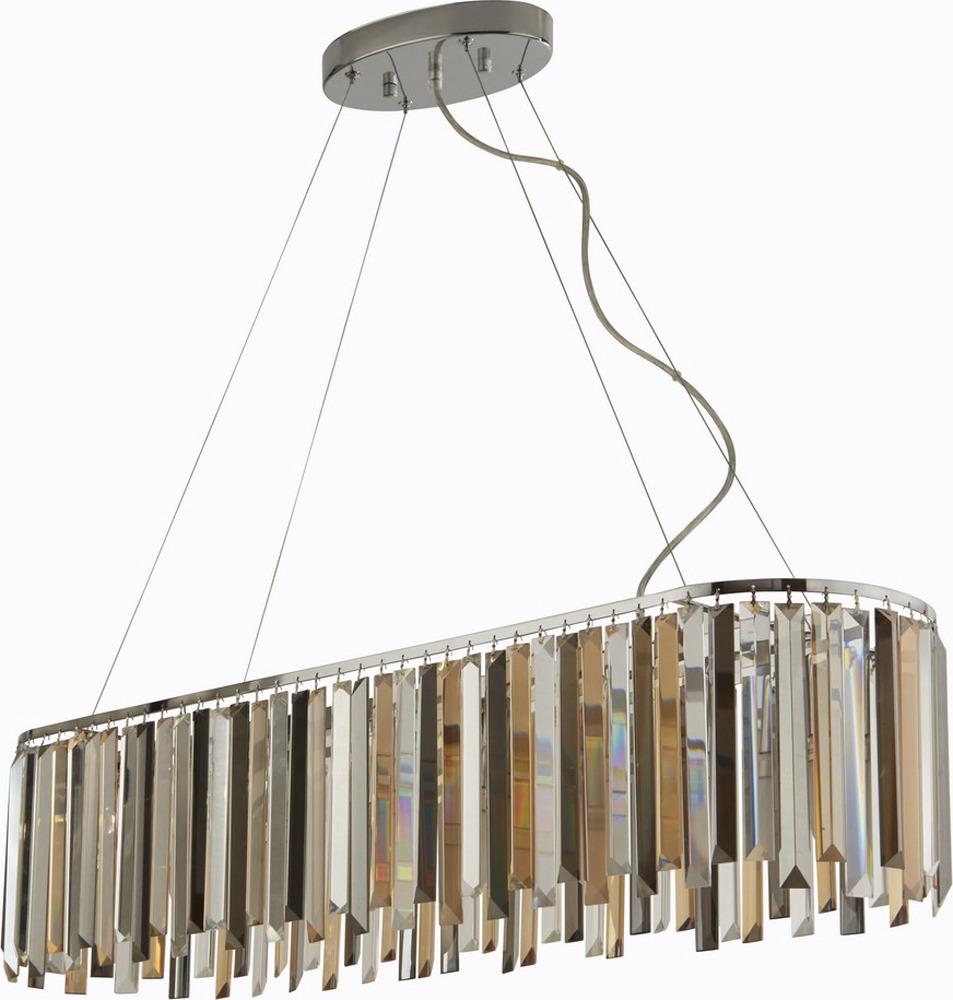 Подвесной светильник Divinare Nova, E14, 40 Вт подвесной светильник astral agnes 12 ламп