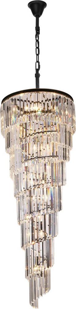 Подвесной светильник Divinare Charlotte, E14, 40 Вт