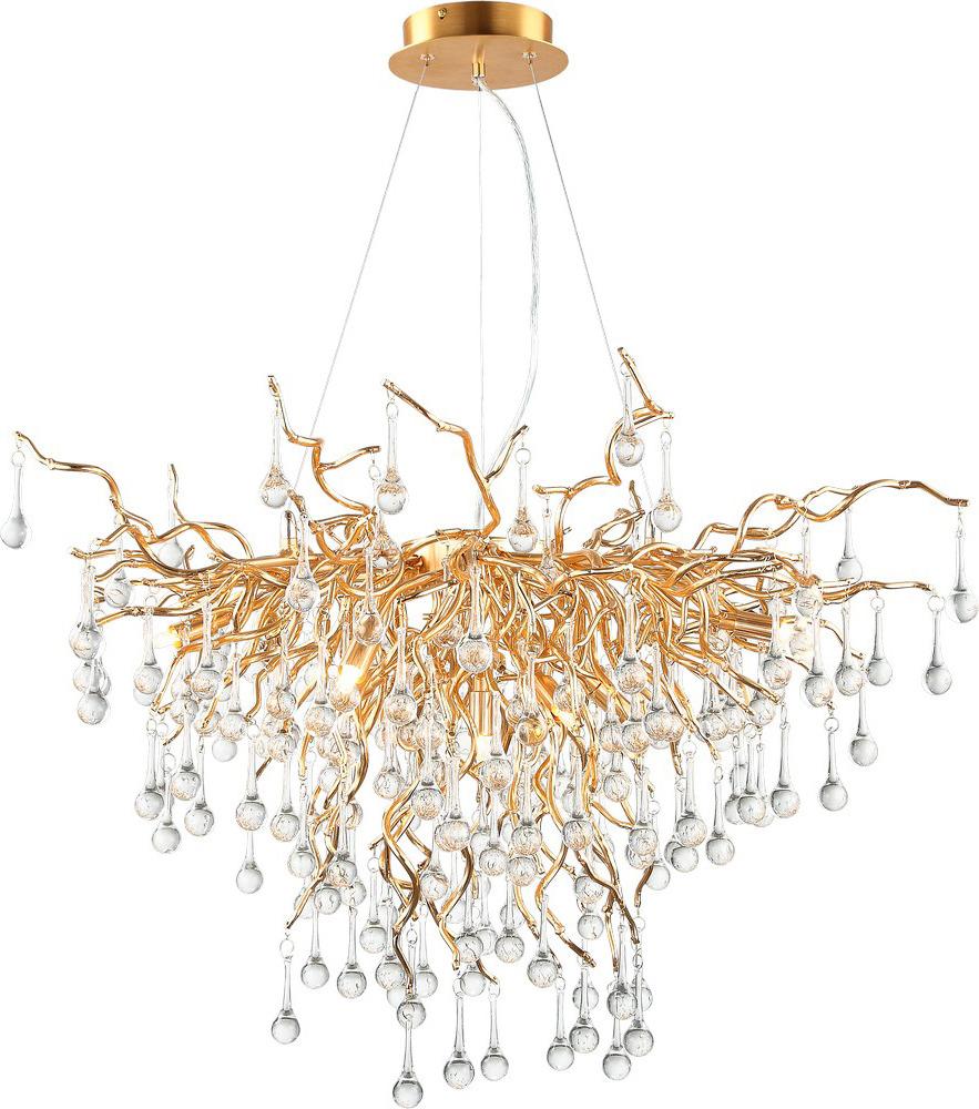 Подвесной светильник Divinare Salice, G9, 40 Вт подвесной светильник astral agnes 12 ламп