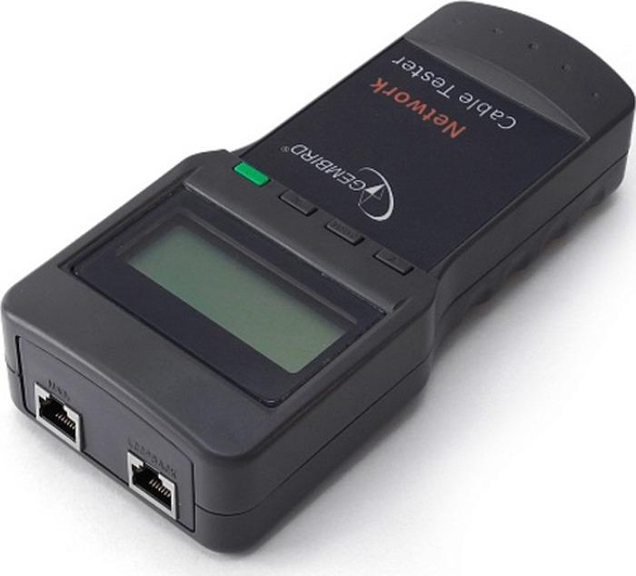 Тестер Cablexpert Lan NCT-3, цифровой, для RG-45, RG-58, RJ-12,11