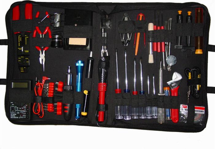 Набор инструментов Cablexpert TK-Elec, 63 предмета цены