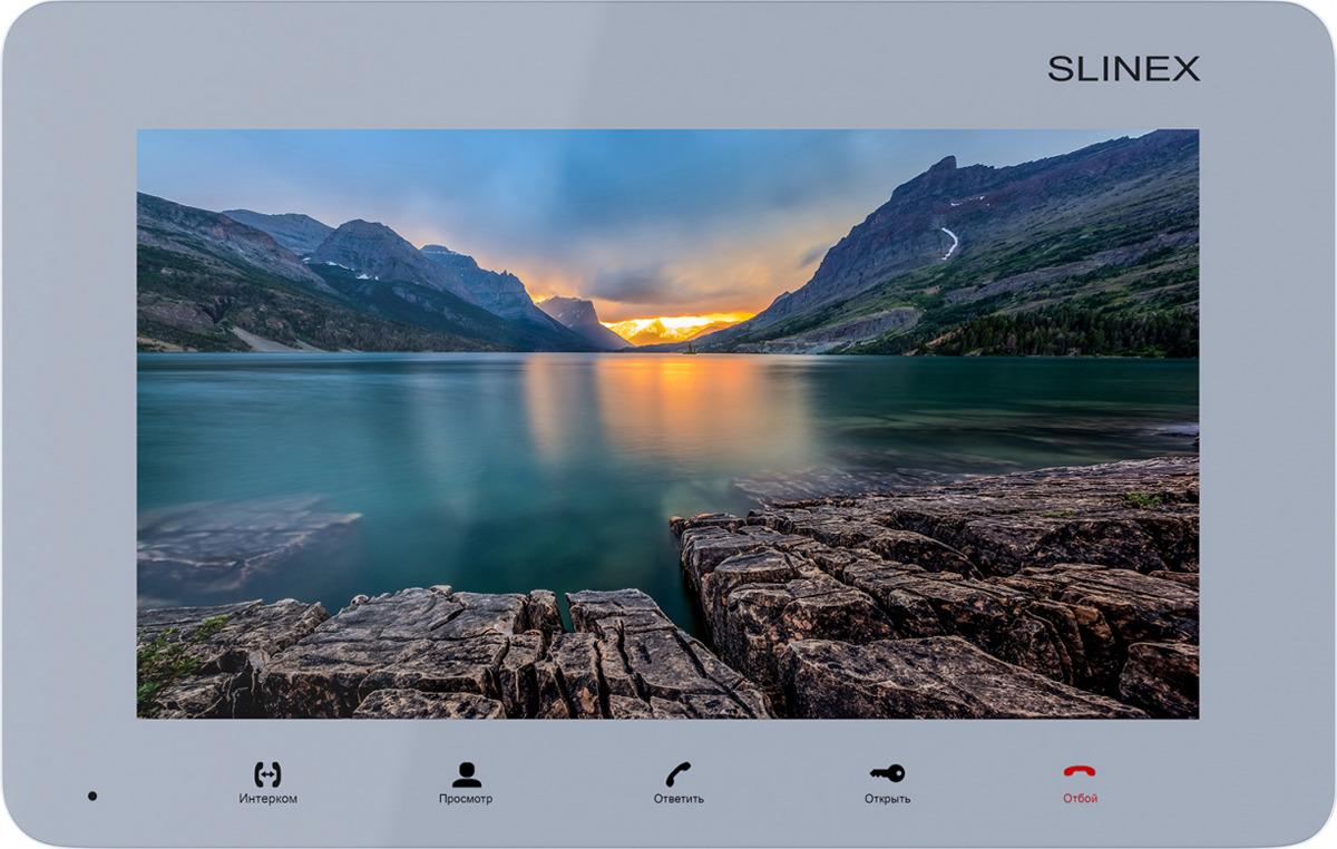 Видеодомофон Slinex SM-07M, серый