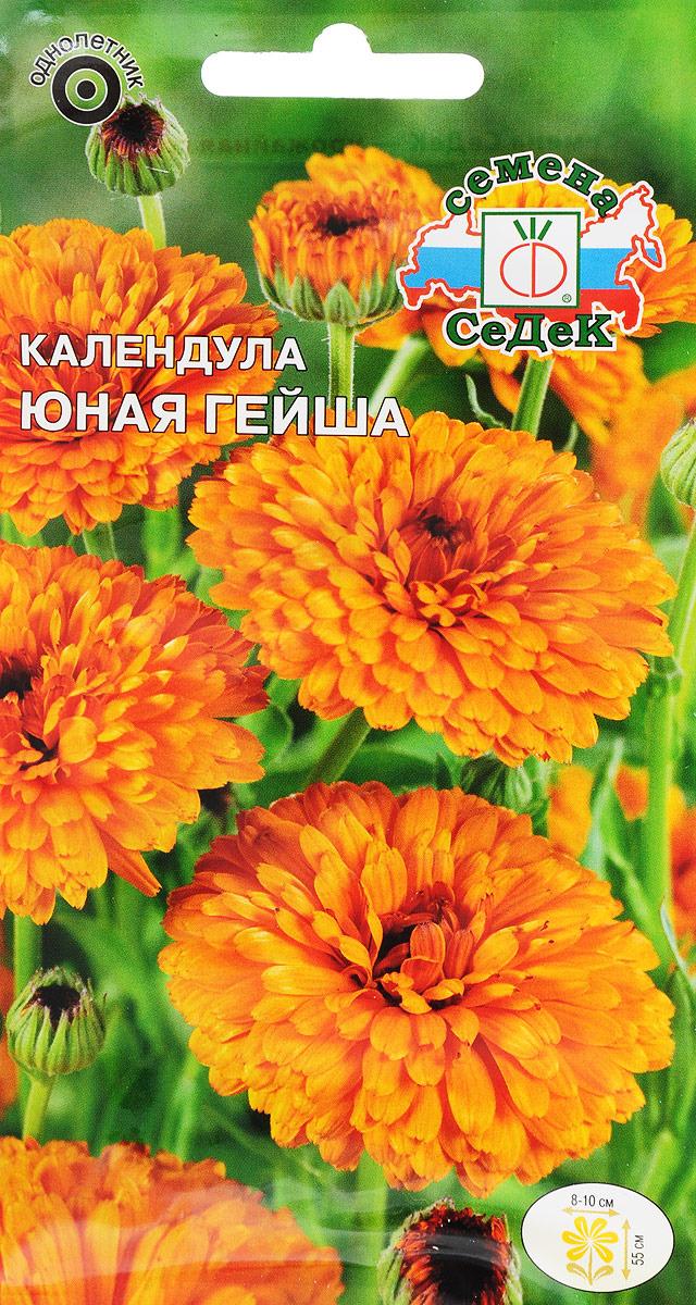 Семена Седек Календула Юная гейша, 00000014745, 0,5 г g legrenzi 18 sonatas op 10