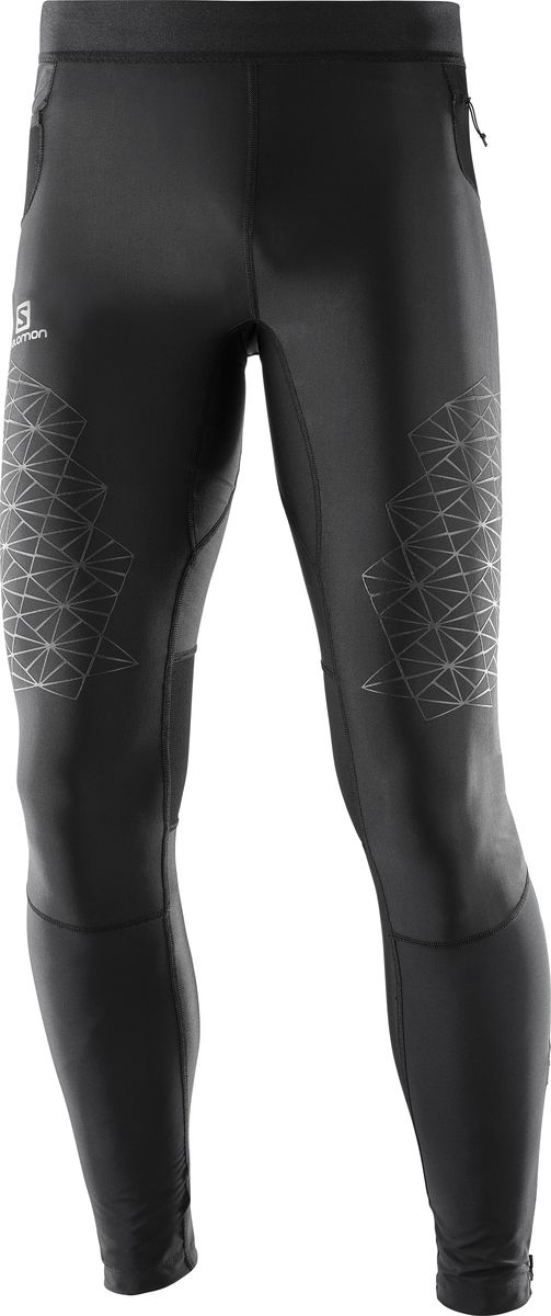 Тайтсы Salomon Fasting Long Tight цена