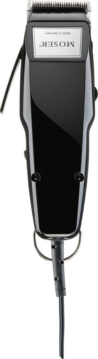 Машинка для стрижки Moser Edition 1400-0269, черный машинка для стрижки moser 1556 5760 designer нож для машинки 1556 5760