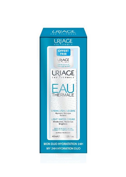 Крем для ухода за кожей Uriage 00-00007458 uriage крем легкий увлажняющий spf 20 для нормальной и комбинированной кожи 40 мл