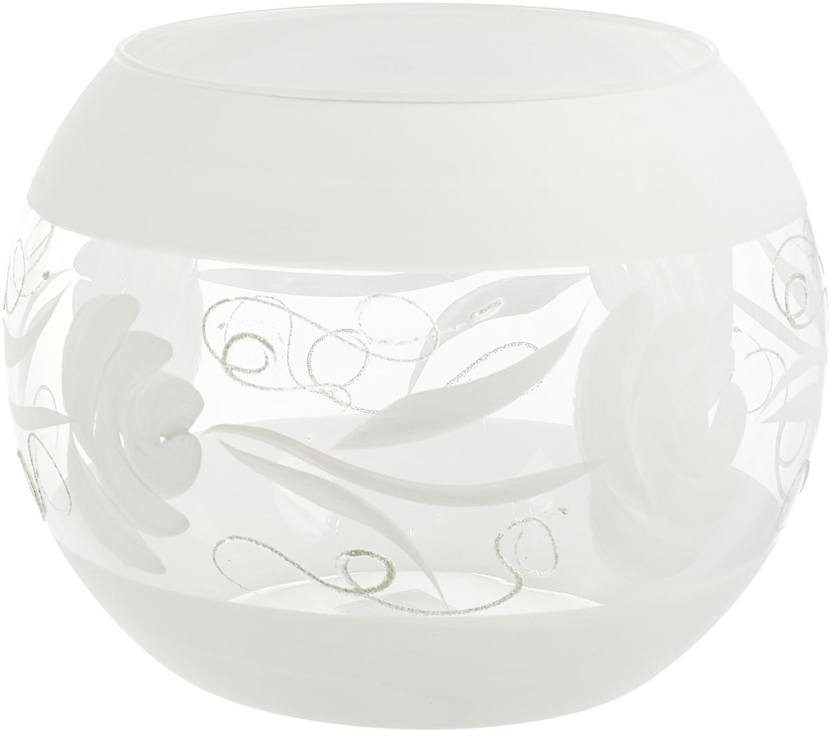 Ваза Lefard, 730-241, прозрачный, 26 х 34 х 60 см lefard ваза tibby 60 см