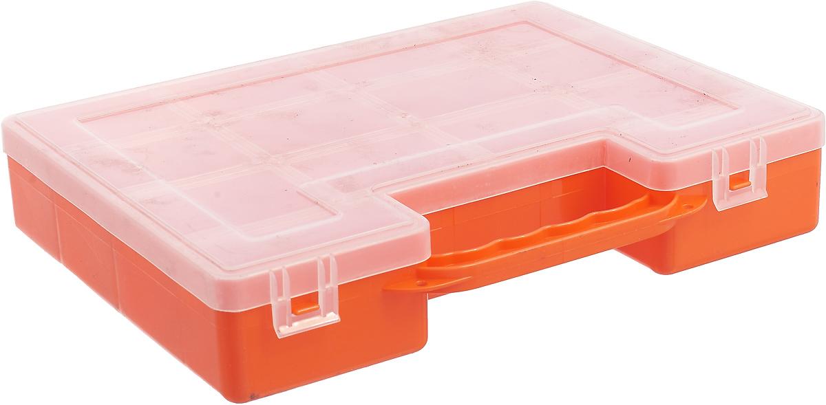 Органайзер для инструментов Idea, цвет: в ассортименте, 27,2 х 21,7 х 5 см органайзер кухонный idea цвет салатовый 19 х 25 х 14 5 см
