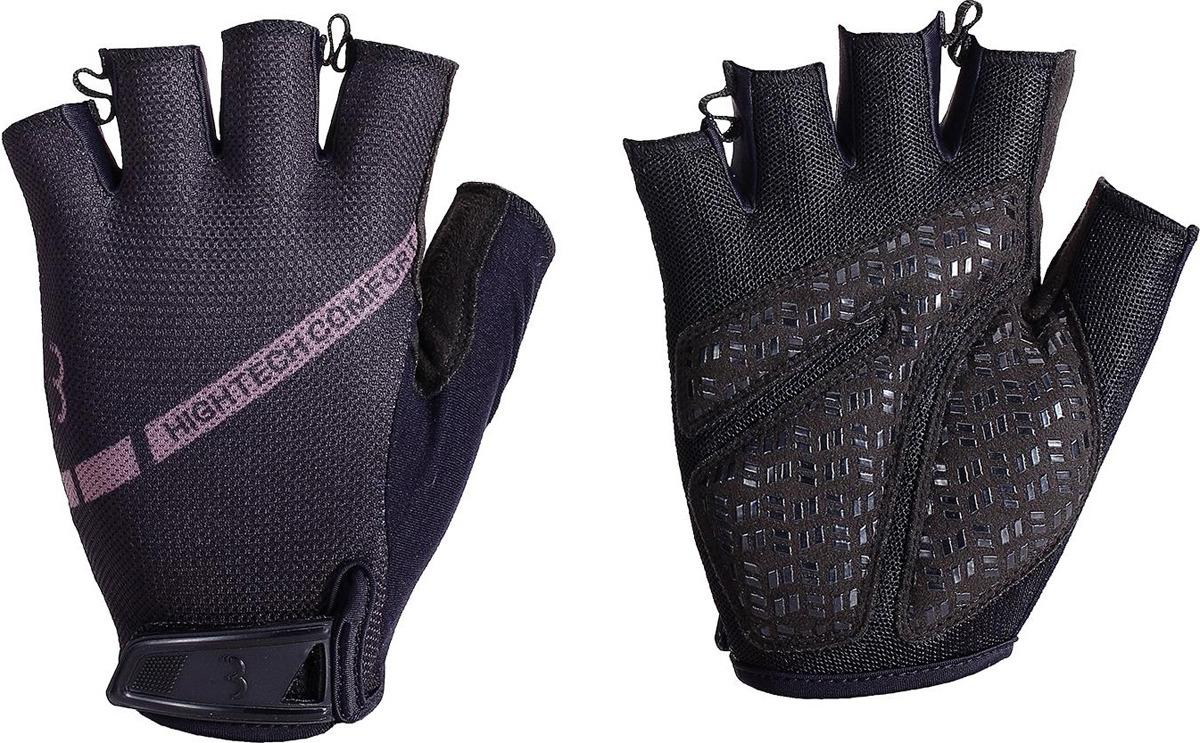 Перчатки велосипедные BBB HighComfort, черный. Размер L