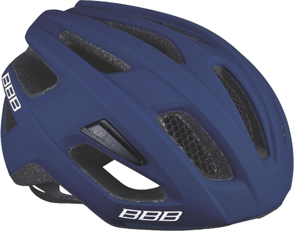 Велошлем BBB Kite, синий. Размер L велошлем bbb 2015 14 отверстий helmet hawk бело черный us m 55 58 см bhe 27