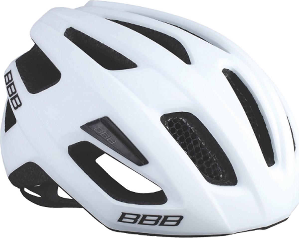 Велошлем BBB Kite, белый.  Размер L BBB
