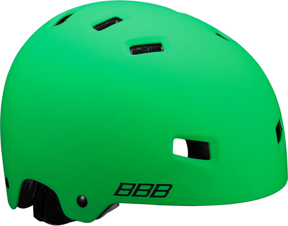 Велошлем BBB Billy, зеленый. Размер S велошлем bbb 2015 14 отверстий helmet hawk бело черный us m 55 58 см bhe 27