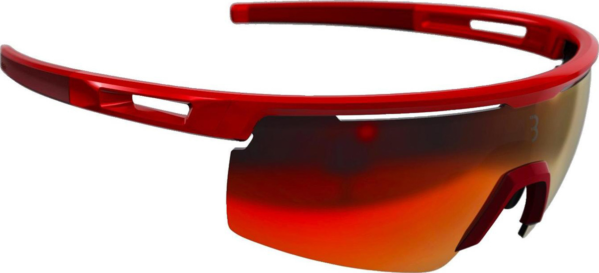 Велосипедные очки BBB Avenger, красный