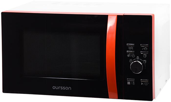 Микроволновая печь Oursson MD2351/OR, оранжевый