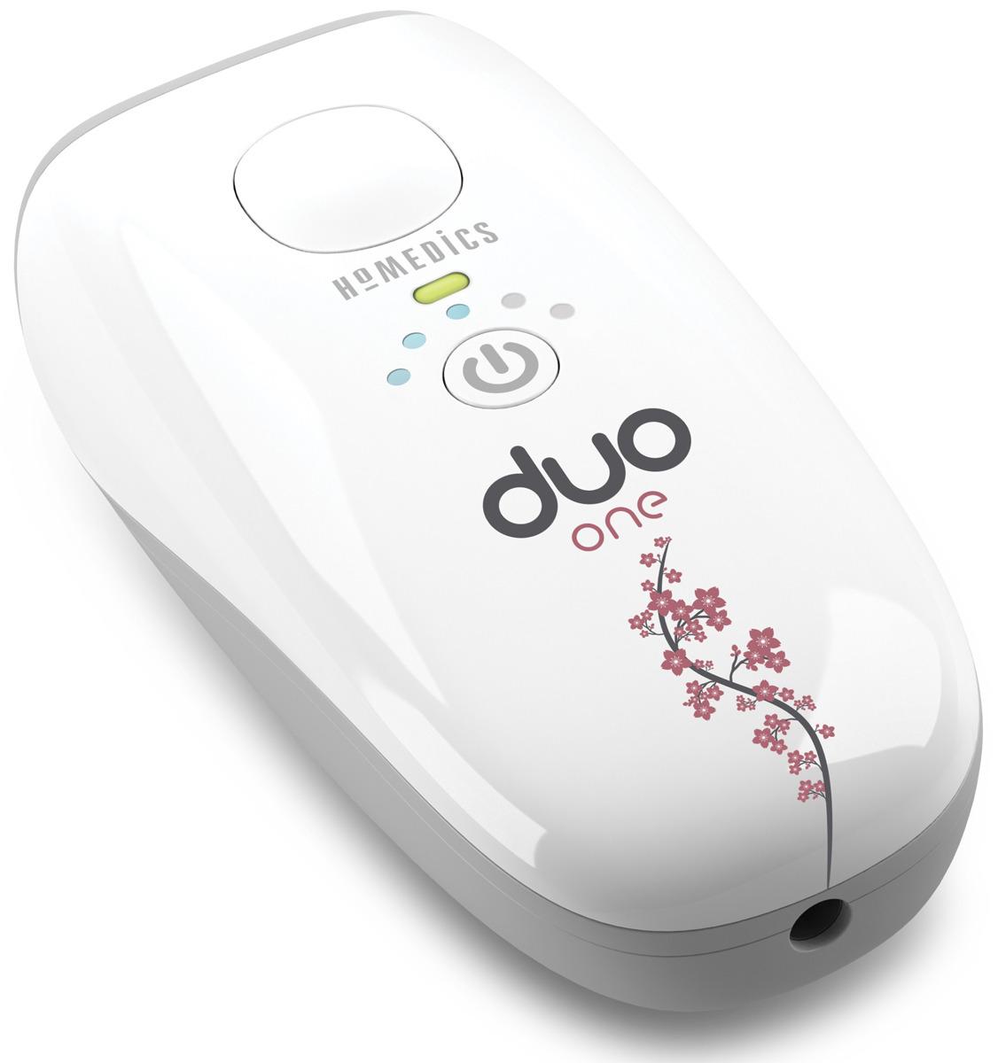 Фотоэпилятор HoMedics IPL-HH190-EU Duo One, белый