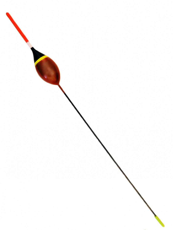 Поплавок AGP УТ000028600, бордовый, коричнево-красный, черный