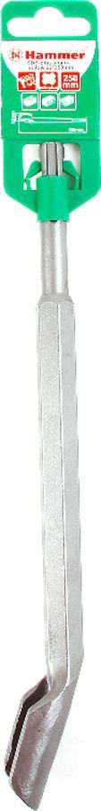 Зубило Hammer Flex 201-304 DR CH SDS+, канальное, 22 х 250 мм зубило sds plus пикобразное valuetools 250мм