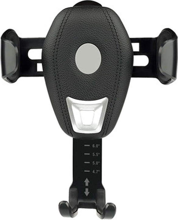 Фото - Беспроводное зарядное устройство Smartbuy SBP-W-109-auto, черный беспроводное зарядное устройство smartbuy sbp w 109 auto черный