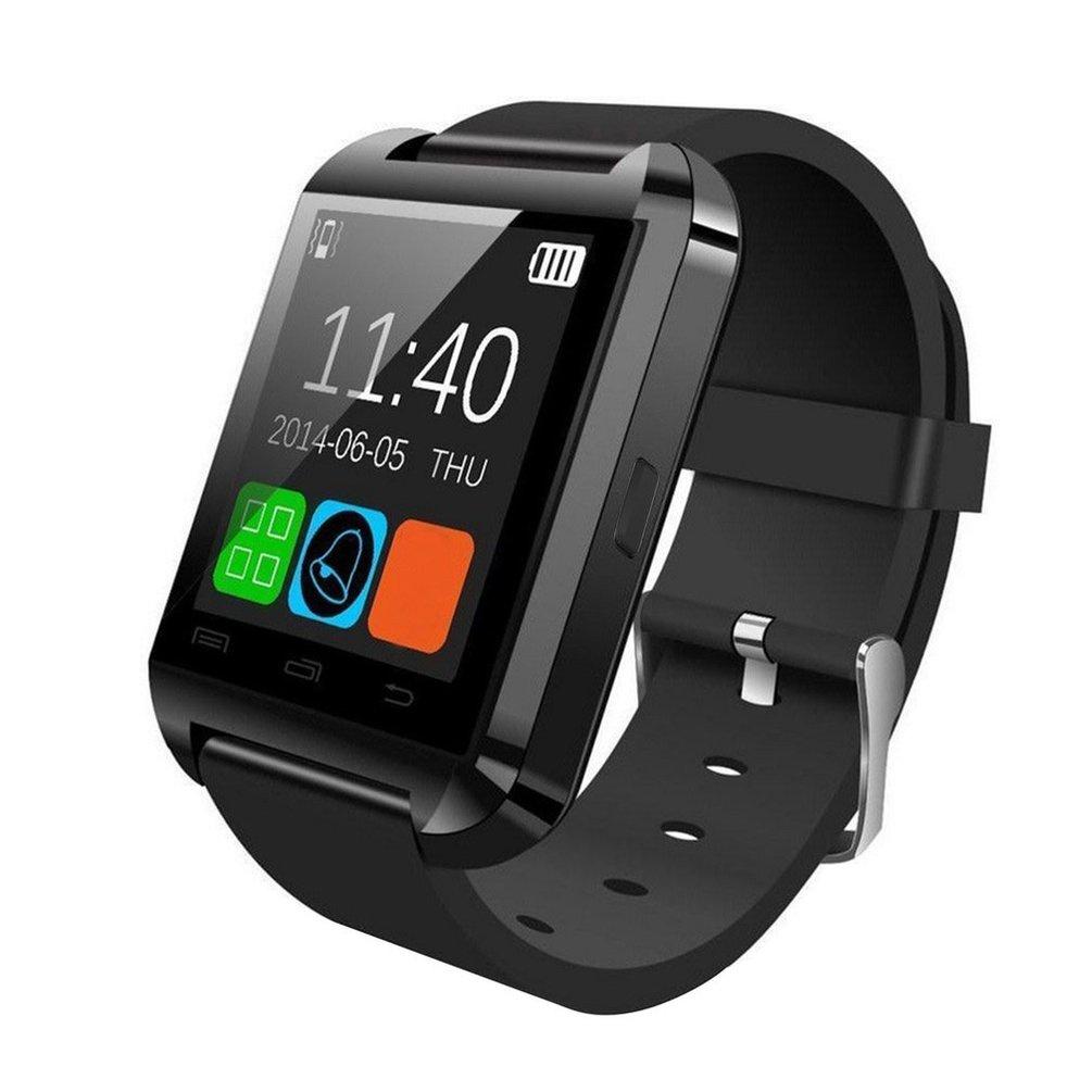 лучшая цена Умные часы UWatch U8 Watch, черный