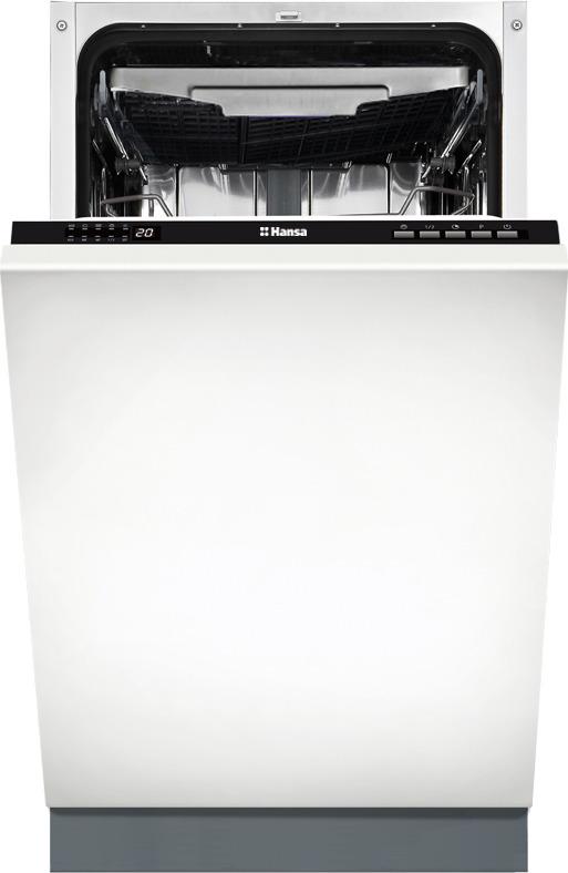 Встраиваемая посудомоечная машина Hansa ZIM4677EV, белый